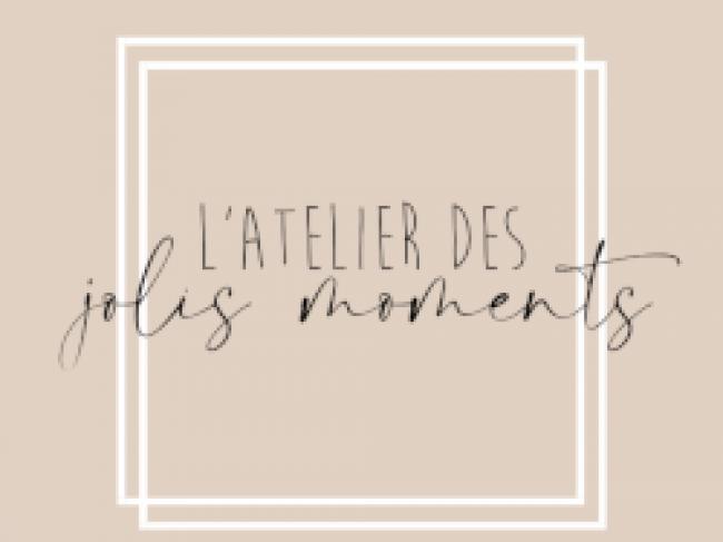 L'Atelier des Jolis Moments, Décoratrice Evènementielle