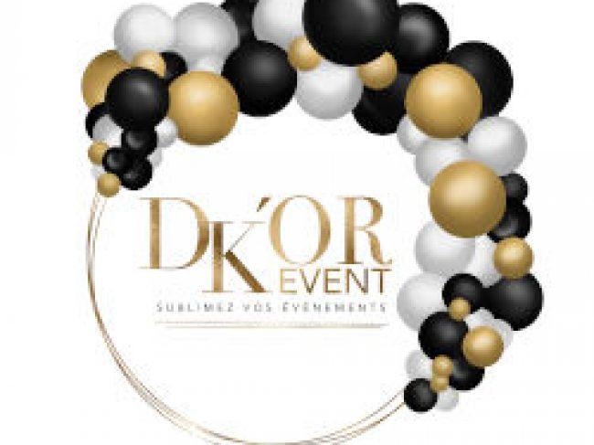 DK'OR Event, Organisatrice de Fêtes