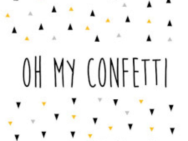 Oh My Confetti Organisatrice de Fêtes pour enfants