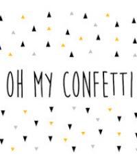 Oh My Confetti Organisatrice de Fêtes pour enfants en Côte d'Azur